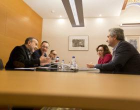 """Cátedra Reciplasa organiza la mesa redonda """"Gestión sostenible de los residuos urbanos. El valor de la basura"""" en la Ecofira"""