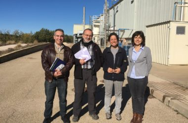 La Càtedra Reciplasa de gestión de residuos urbanos promueve la colaboración con el CIEMAT