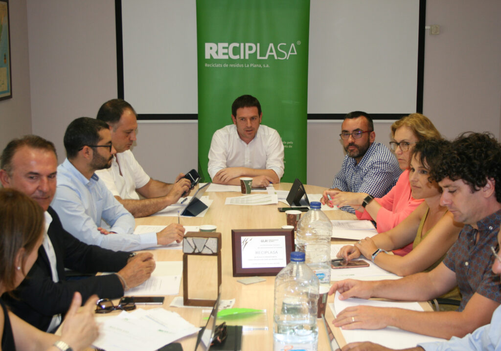 reunion consejo de administración reciplasa