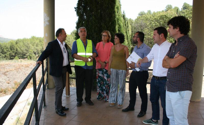 El consejo de administración de Reciplasa visita la planta