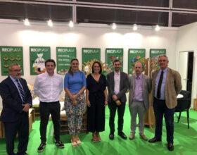 Reciplasa presenta en l'Ecofira els treballs per a reduir l'impacte ambiental i econòmic dels residus