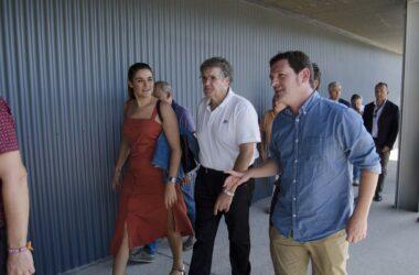 Reciplasa visita junto a la consellera Mollà la planta de Algímia como referente para las futuras inversiones