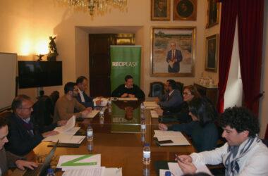 Reciplasa avanza trámites para las inversiones de 40 millones de euros en la mejora de la planta