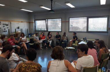 La Càtedra Reciplasa de l'UJI col·labora amb la Comunitat de Centres per la Sostenibilitat de Castelló en la formació ambiental del professorat