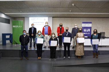La Cátedra Reciplasa de Gestión de Residuos Urbanos de la UJI entrega los premios «Què fem amb el fem?» 2020