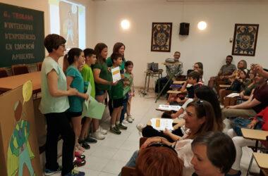 Reciplasa colabora en la VI Jornada de Intercambio de Experiencias de Educación Ambiental