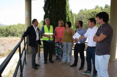 Los consejeros de Reciplasa visitan la planta de Onda para conocer 'in situ' las inversiones del plan de gestión
