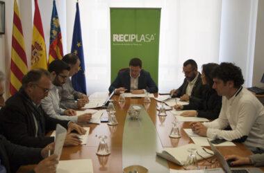 Reciplasa aprueba las bases para destinar 200.000 euros a proyectos medioambientales en los municipios