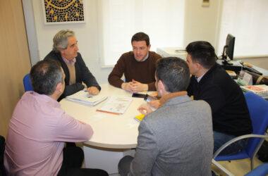 Reciplasa conveniará con Asfplant la entrada de poda de empresas privadas en las plantas de Onda y Almassora