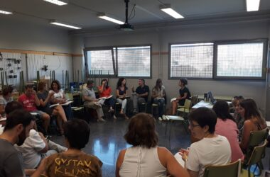 La Cátedra Reciplasa de la UJI colabora con la Comunidad de Centros para la Sostenibilidad de Castelló en la formación ambiental del profesorado