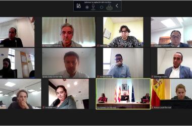 Reciplasa manté reunions telemàtiques amb els grups municipals per a informar sobre la seua activitat