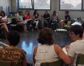 La Cátedra Reciplasa de la UJI y la Red de Centros para la Sostenibilidad de Castelló aúnan esfuerzos para la formación ambiental del profesorado