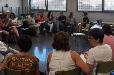 La Càtedra Reciplasa de l'UJI i la Xarxa de Centres per a la Sostenibilitat de Castelló uneixen esforços per a la formació ambiental del professorat
