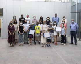 La Cátedra Reciplasa de Gestión de Residuos Urbanos de la UJI entrega los premios «Què fem amb el fem?» 2021